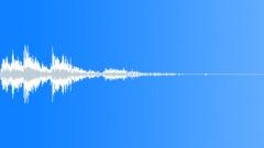Household - Door Sliding Glass Panelled Shaken 01 Sound Effect