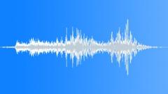 Household - Door Sliding Glass Panelled Shut 02 Sound Effect