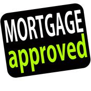 Stock Illustration of Mortgage approved