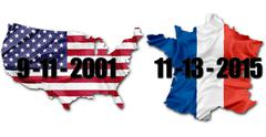 September 11 Patriot Day - stock illustration