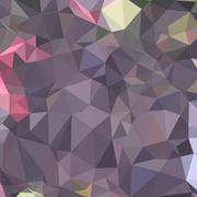 Stock Illustration of Cyber Grape Purple Abstract Low Polygon Background