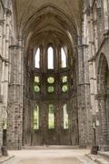 Villers-La-Ville Abbaye - stock photo