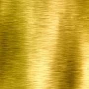 Gold shining metal texture background - stock illustration