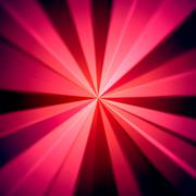 Abstract background, Beautiful rays of light - stock illustration