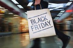 Black Friday shopping Kuvituskuvat