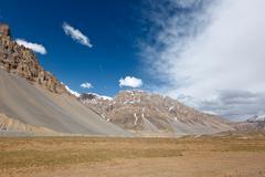 Himalayas. Spiti Valley, Himachal Pradesh, India Kuvituskuvat