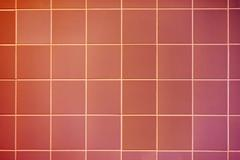red wall background - stock photo