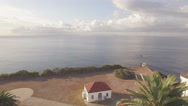 Stock Video Footage of Point Vincente Lighthouse, Palos Verdes California.