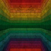 Abstract horizontal bars Stock Illustration