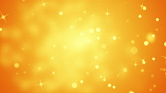 Bright and Yellow Loopable Background Stock Footage