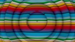 Colorama Circle 5 Stock Footage