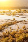 Indus River - stock photo