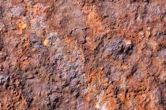 Metal Rust Corroded Texture Stock Photos