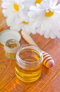 honey - stock photo