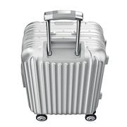 Baggage with long handle Stock Illustration