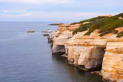 Sea caves near Paphos Kuvituskuvat