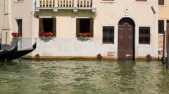 Stock Video Footage of Sleepy Venice