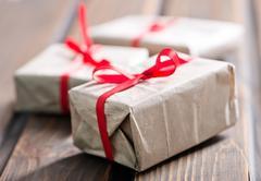 Stock Photo of presents