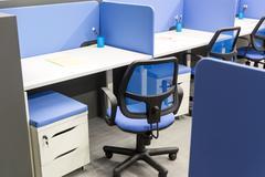 Office work place Kuvituskuvat
