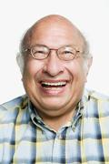 Stock Photo of Portrait of a mature adult man