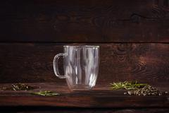 Tea ware - stock photo