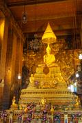 Place of worship in Wat Po Temple, Thailand Stock Photos