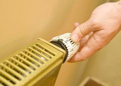 Radiator thermostat Kuvituskuvat