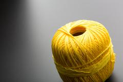Tangle of thread for knitting Stock Photos