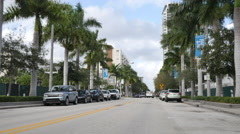 Midtown Miami 7 Stock Footage