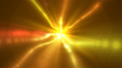 Energy Streaks Abstract Motion Background Stock Footage