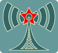 Wi Fi Wireless Network Symbol - stock illustration