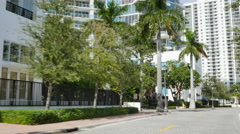 Paramount Bay Condominium Stock Footage