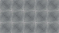 Figured Kaleidoscope pattern Stock Footage