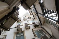 Dwelling house - stock photo