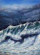Storm - stock illustration