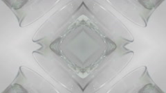 Kaleidoscope In Motion - abstract shapes Stock Footage