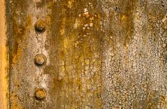 highly detailed grunge rusty background - stock photo