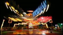Show Ride Stock Footage