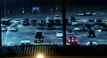 4K Santa Monica Pier  Time Lapse Parking Lot Traffic Footage