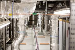 Temperature control room Kuvituskuvat