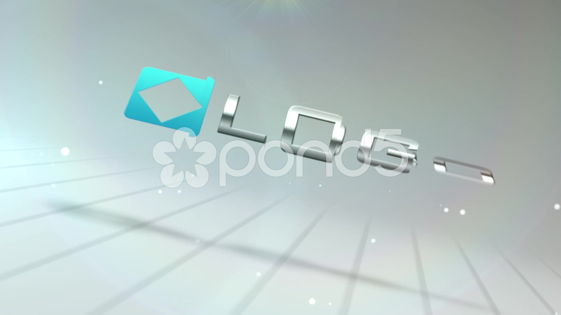 After Effects Project - Pond5 3D Business Logo Pieces Spin Text Reveal Tran ...