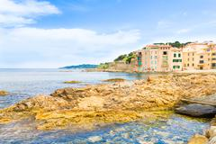 Saint-Tropez, French Riviera Stock Photos