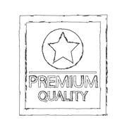 Stock Illustration of Premium Quality Icon