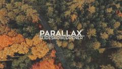 Stock After Effects of Parallax Slide - 3 Versions