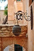 Agadir medina decoration Stock Photos