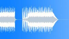 Stock Music of White Snowfall (DnB)