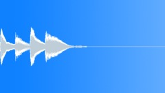 Kalimba Sound Alert 03 Sound Effect
