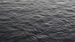Grey Water Waves Stock Footage