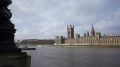 London Parliment/Ben 3-pack Stock Footage