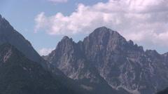 Alps Bavaria Germany - stock footage